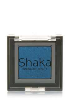 Compact eyeshadow with metal effect, Soft Blue, hi-res
