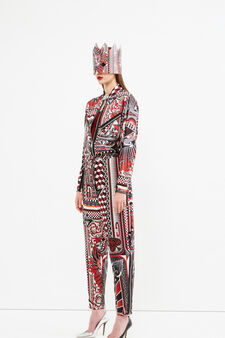 Tuta oversize Jean Paul Gaultier for OVS, Multicolor, hi-res