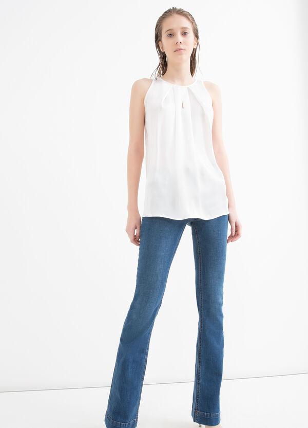Plain blouse | OVS