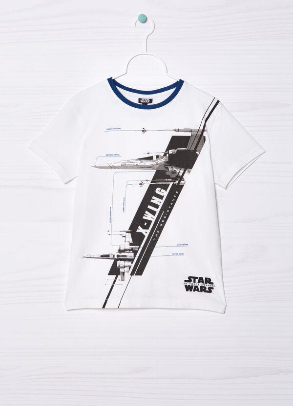 Star Wars T-shirt in 100% cotton | OVS