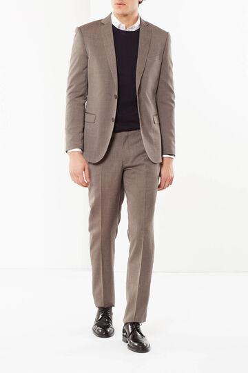 Elegant suit, Beige, hi-res