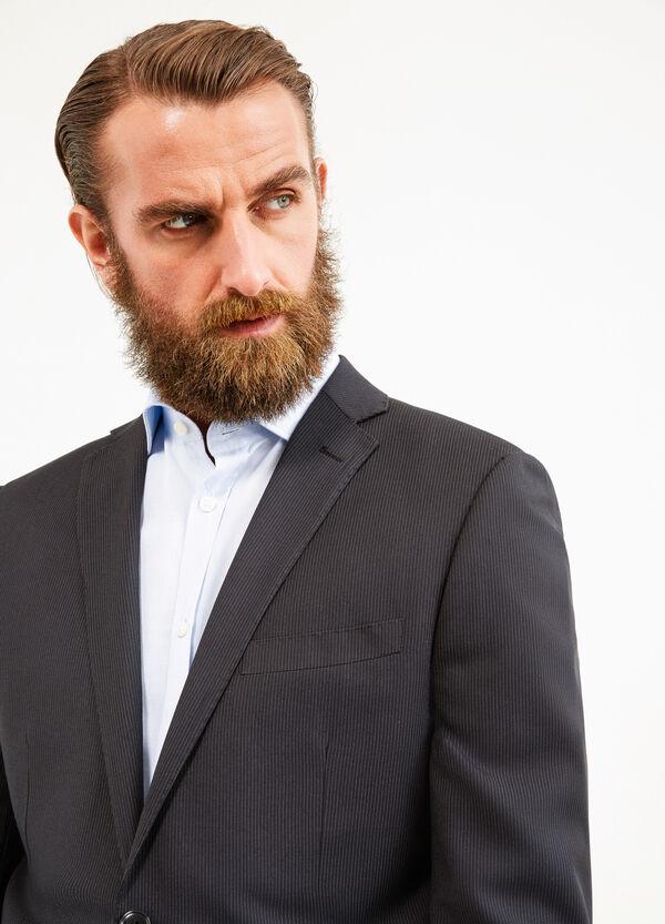 Elegant, striped, regular-fit suit   OVS