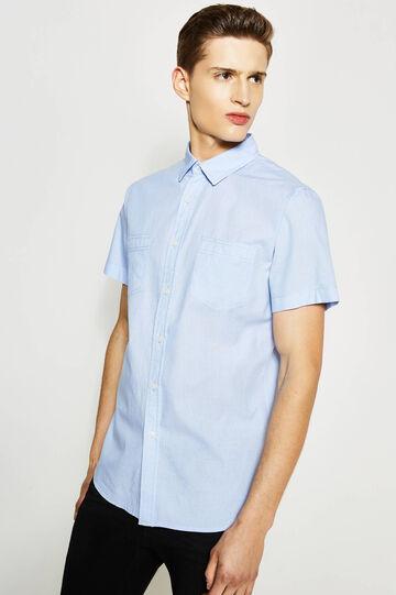Camicia casual in popeline G&H