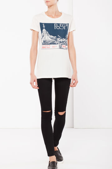 Expo Milano 2015 T-shirt, Milky White, hi-res