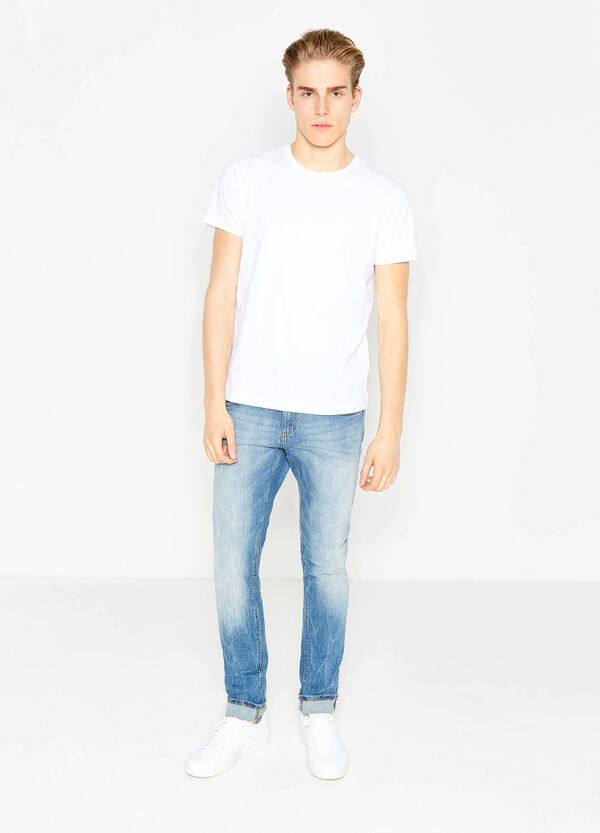 Jeans skinny fit stretch used | OVS