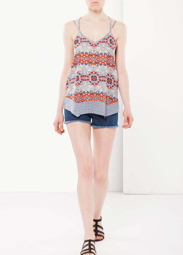 Flared top   OVS