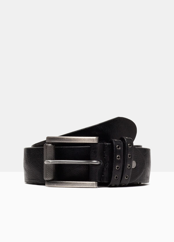 Belt with double loop | OVS