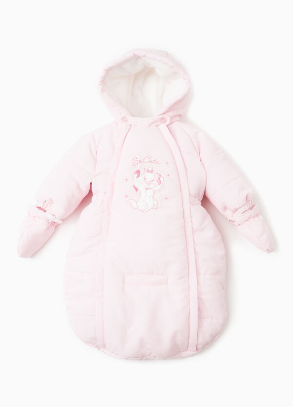 Aristocats baby sleeping bag with gloves | OVS