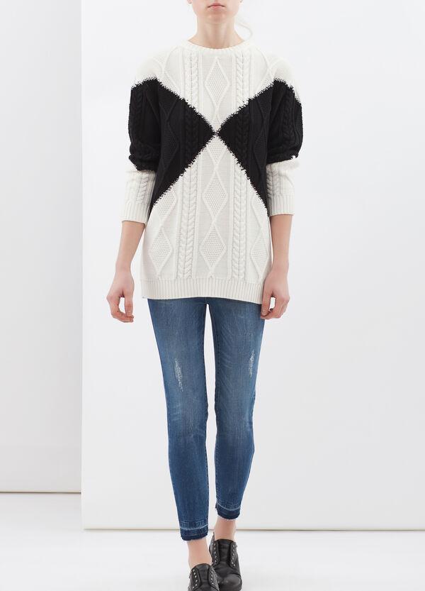 Stretch Capri jeans | OVS