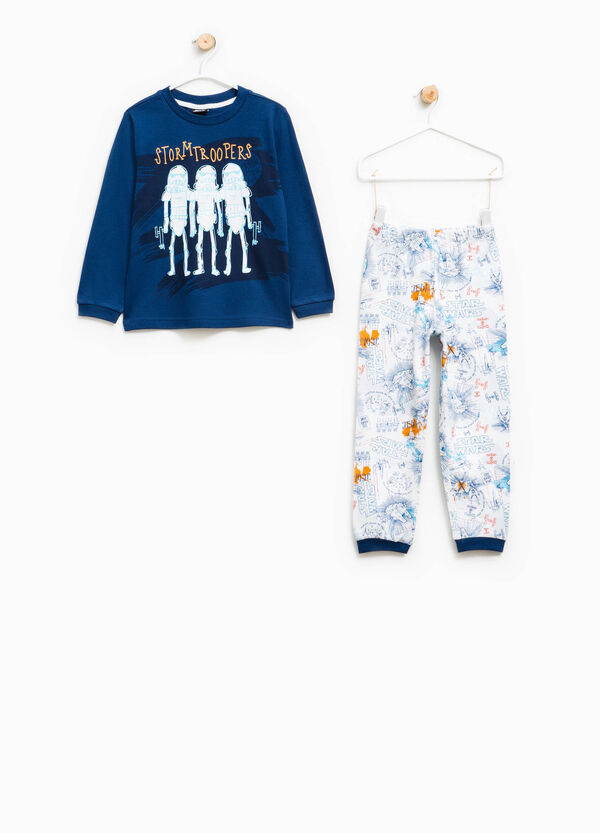 Pyjamas with Star Wars print and pattern | OVS