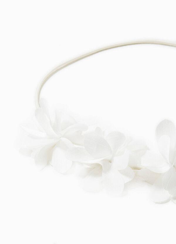 Fascia per capelli con fiori | OVS