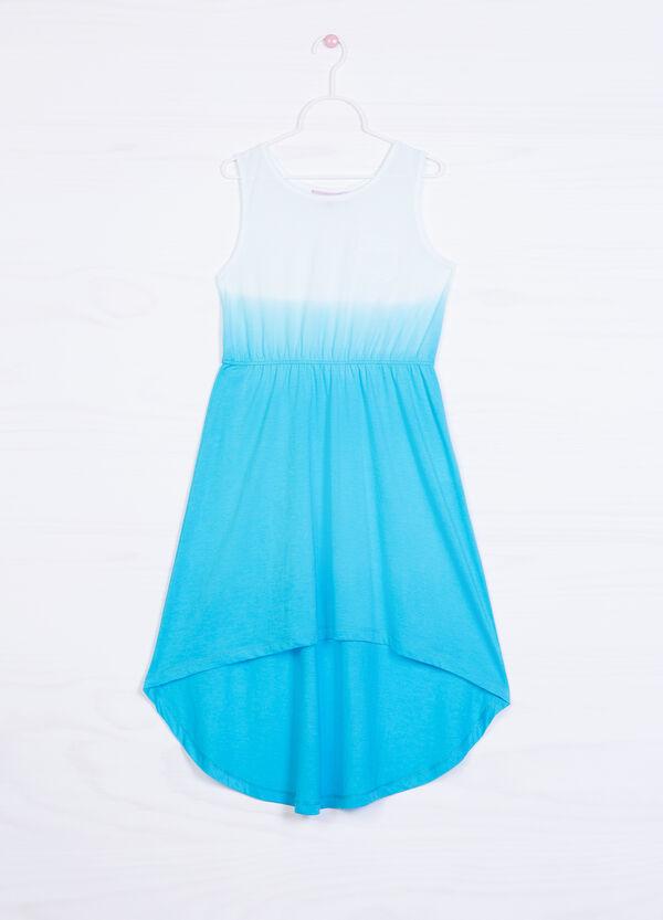 Cotton blend sleeveless dress   OVS