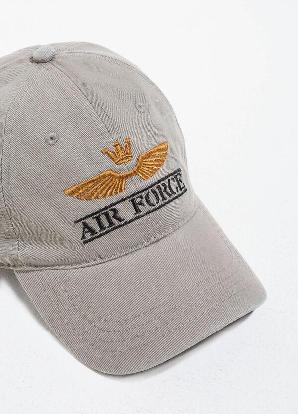 Cappello da baseball in cotone con ricami | OVS