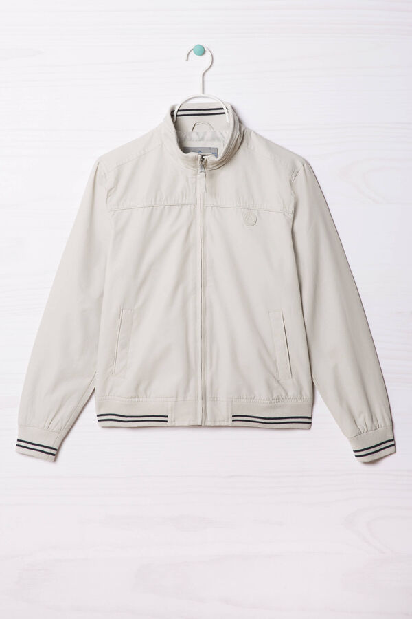 Windbreaker with high neck | OVS