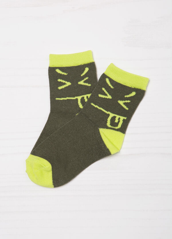 Two-pair pack stretch socks | OVS