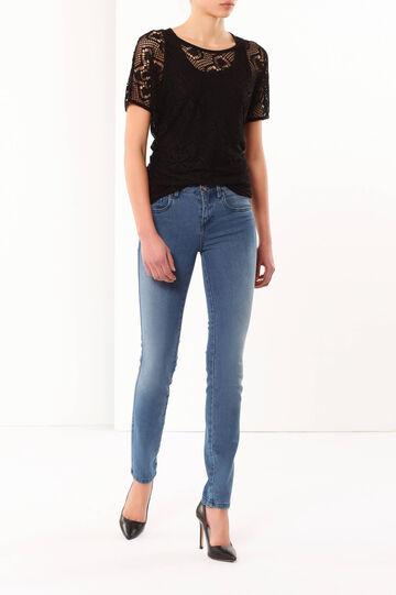 Jeans slim fit, Lavaggio medio, hi-res