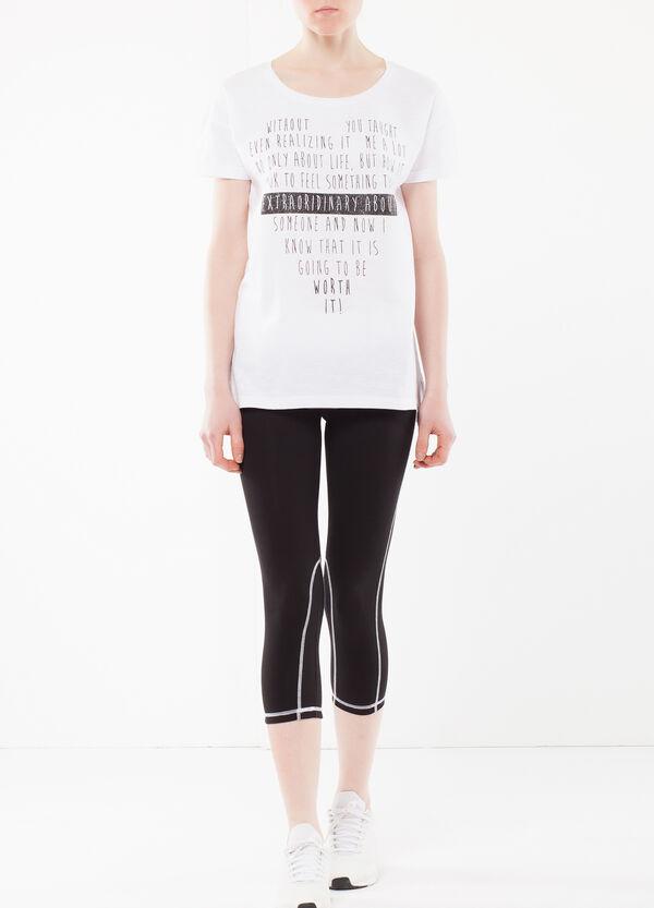 T-shirt ampia | OVS
