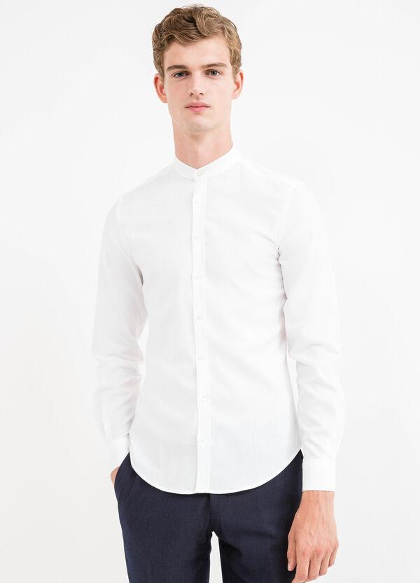 Camicia formale custom fit cotone   OVS