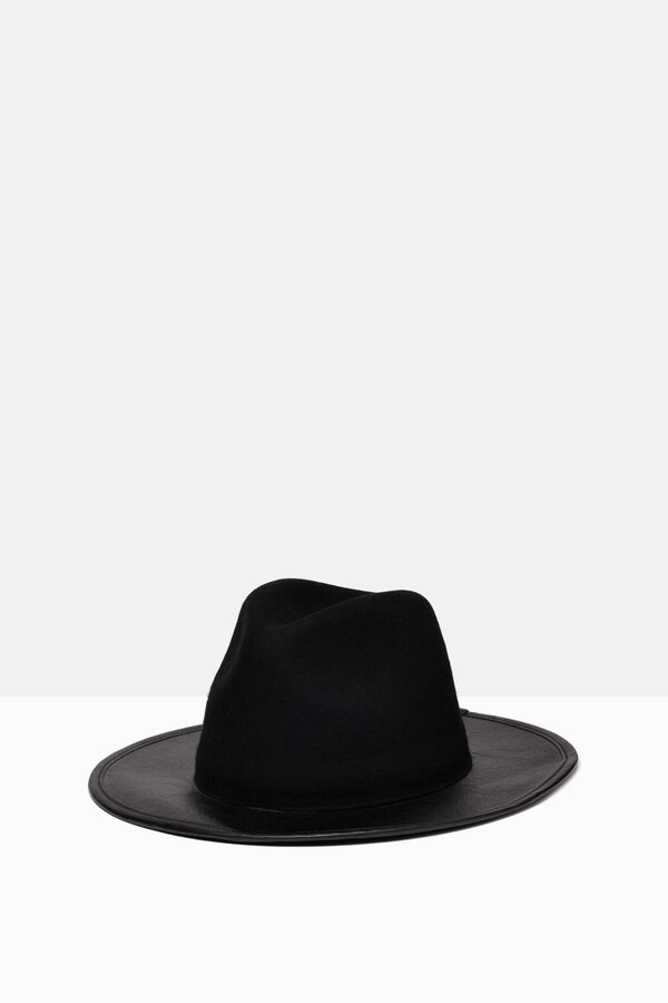 Plain wool hat | OVS