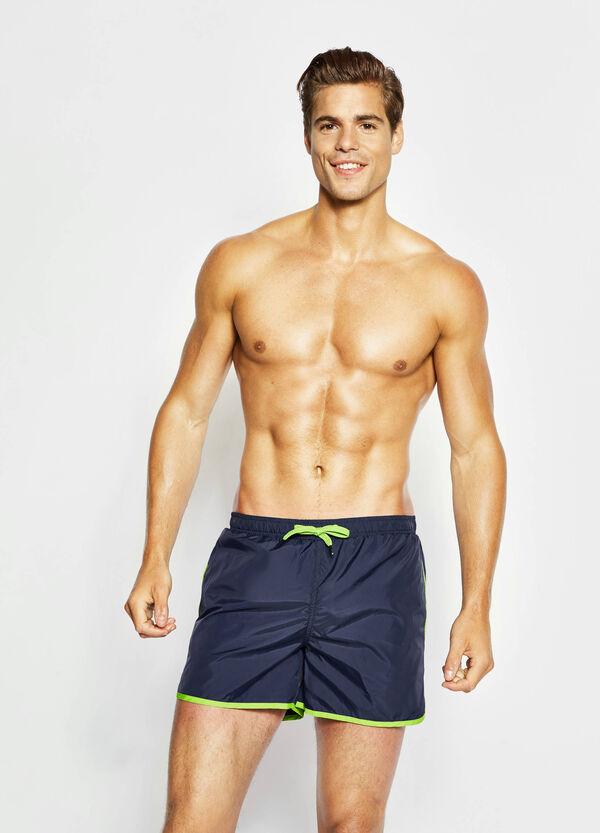 Pantaloncini mare profili a contrasto | OVS