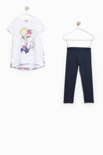 Lola Bunny print outfit