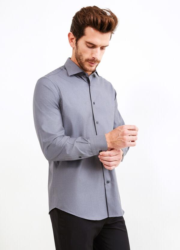 Camicia formale colletto francese | OVS
