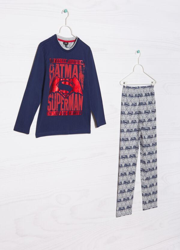 100% cotton pyjamas with Warner print | OVS