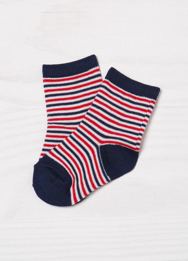 Set due paia di calze fantasia | OVS