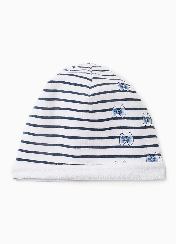 Cotton jersey beanie cap | OVS