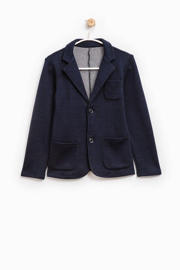 Giacca elegante in lana due bottoni | OVS