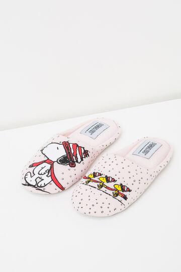Pantofole fantasia Snoopy, Rosa chiaro, hi-res