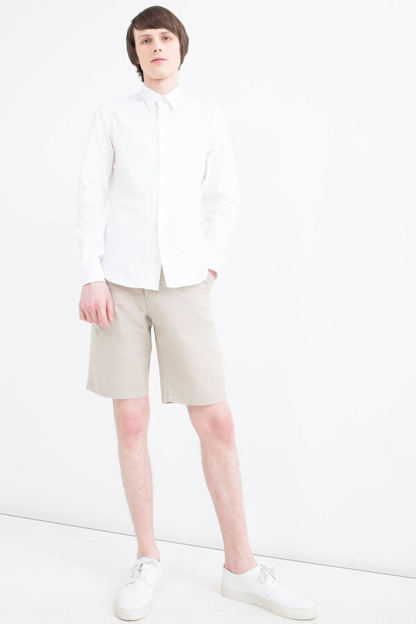 Chino shorts in 100% cotton | OVS