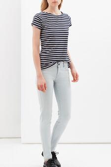 Jeans skinny fit, Blu chiaro, hi-res