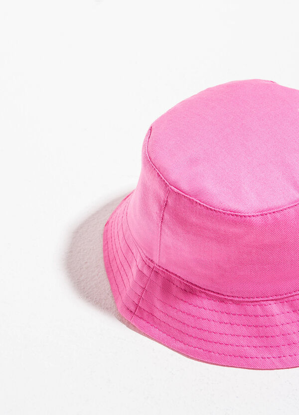 Fishing hat in cotton. | OVS