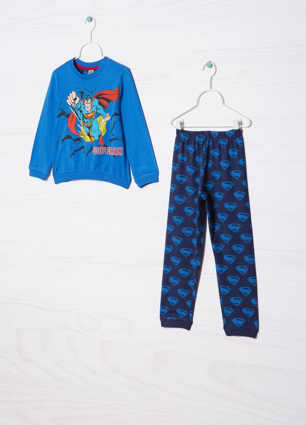 Cotton pyjamas with Superman print | OVS