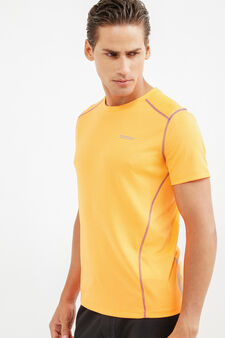 OVS Active Sport Training T-shirt, Orange, hi-res