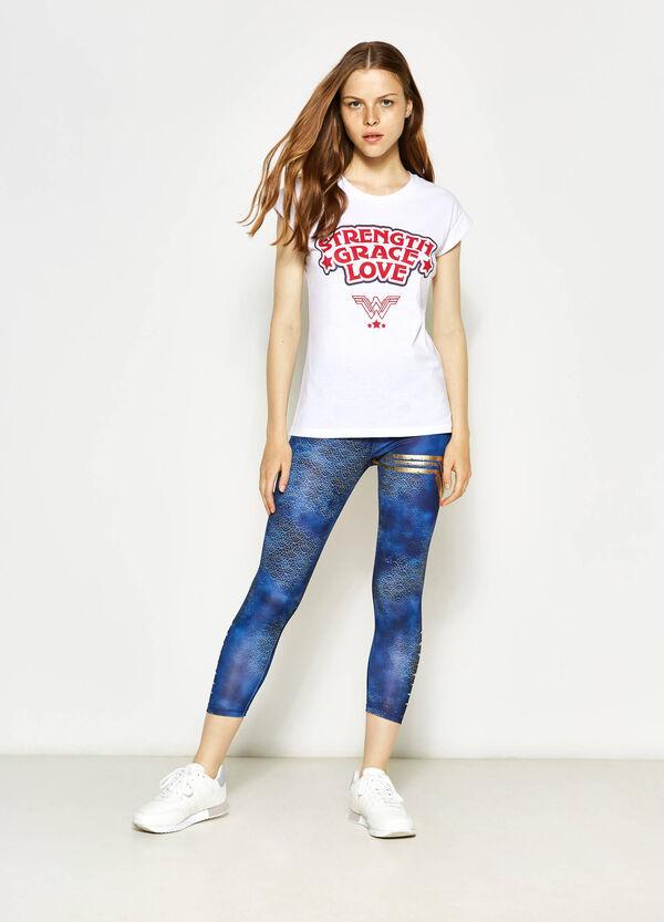 T-shirt with Wonder Woman print | OVS