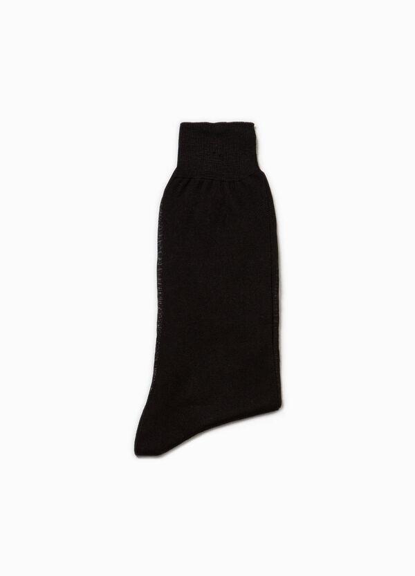 Short socks with elasticated edge | OVS