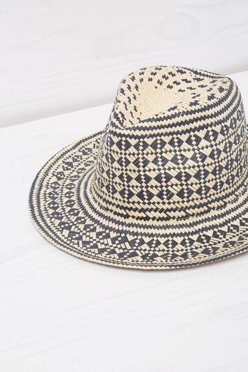 Cappello fantasia, Bianco/Grigio, hi-res