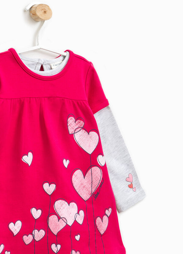 Completo t-shirt e vestitino maniche corte | OVS