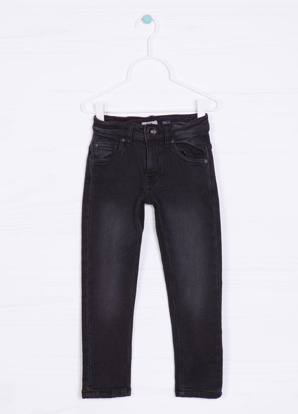Worn-effect jeans | OVS