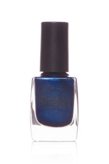 Velvet matt nail polish, Ocean Blue, hi-res