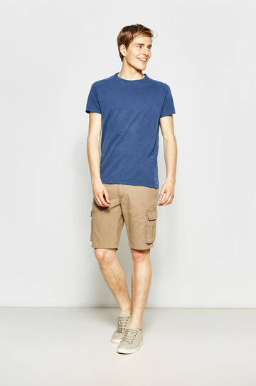 Chinos cortos regular fit modelo cargo