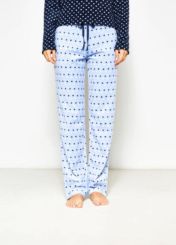Pantaloni pigiama stampa all-over | OVS