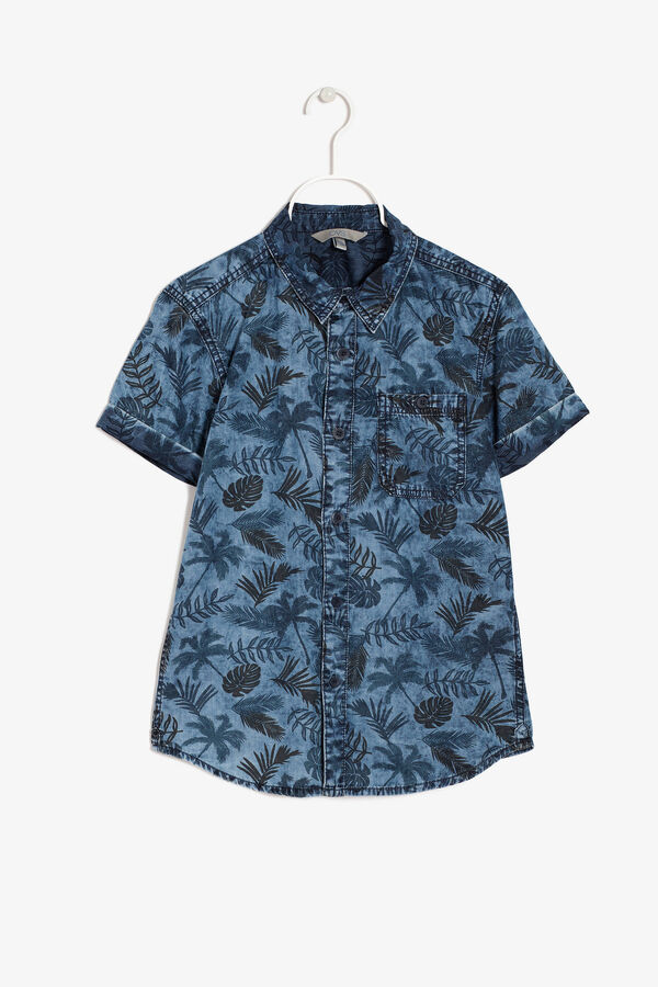 Patterned shirt   OVS