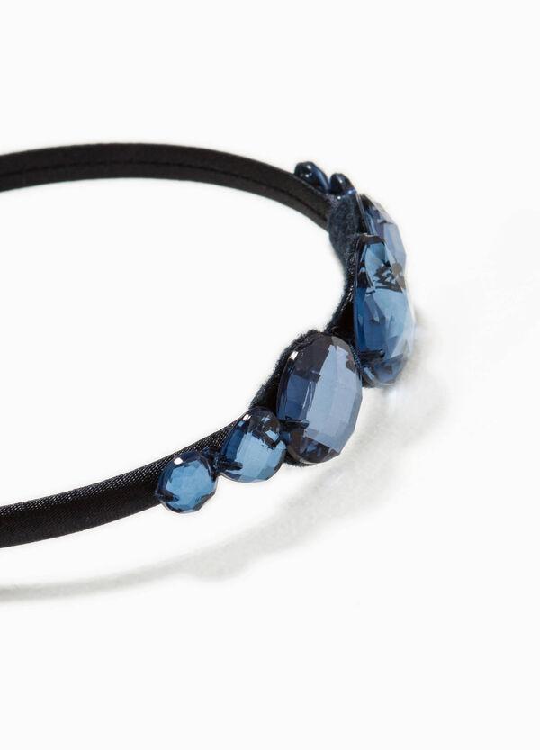 Hairband with diamantés   OVS