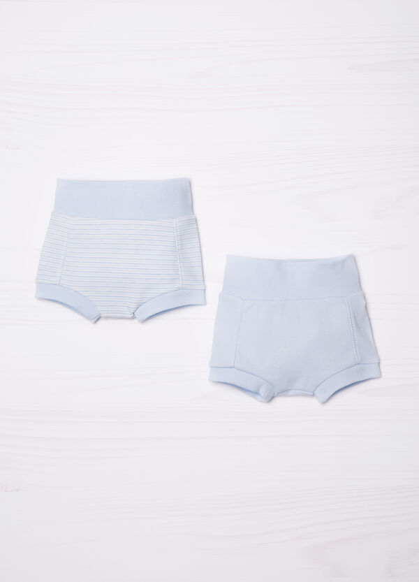 Two-pack pants in 100% cotton | OVS