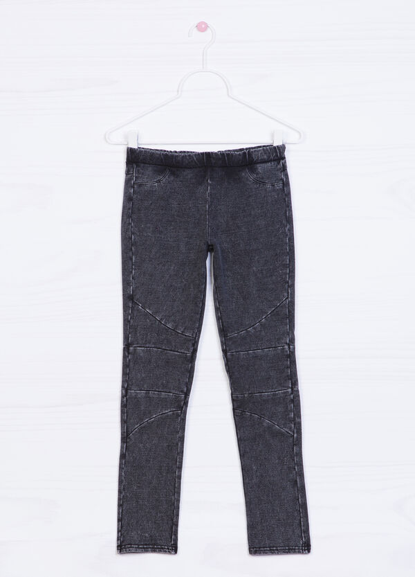 Jeggings cotone stretch | OVS