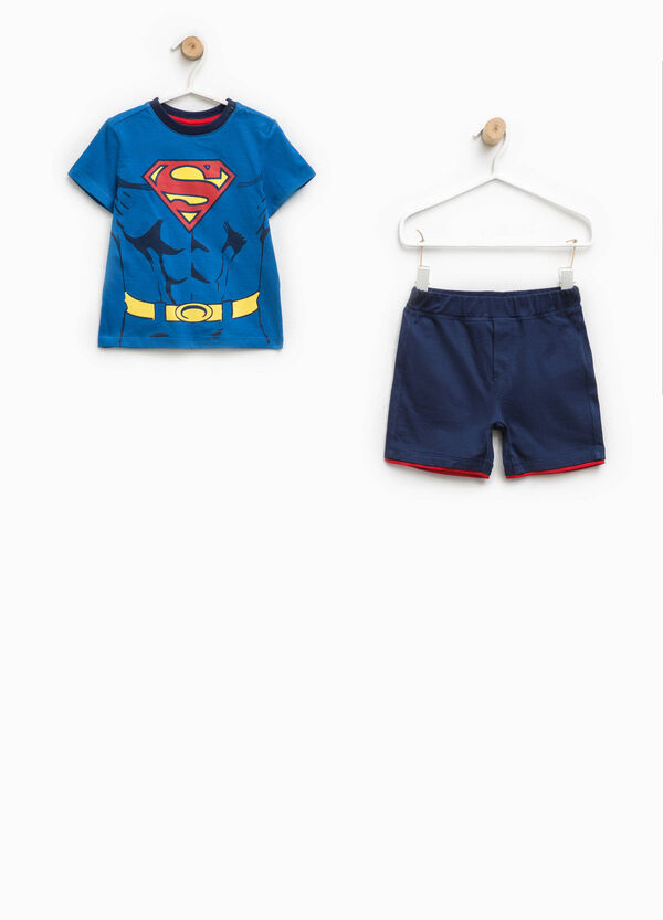 Maxi Superman print outfit | OVS