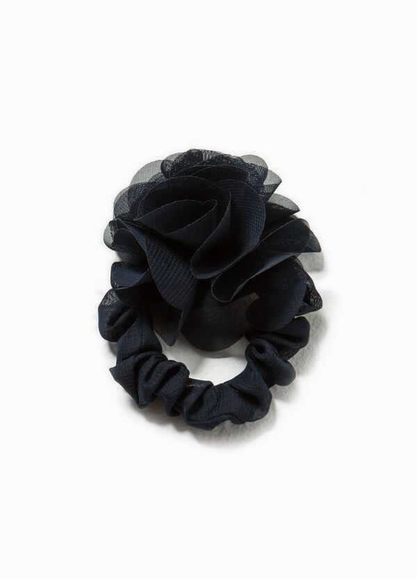 Hair elastic with tulle flower | OVS